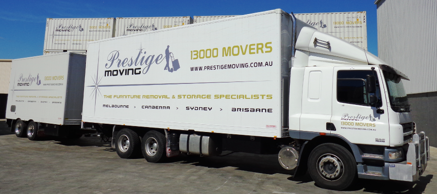 Specialist Interstate Removalists Australia