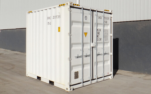 storage containers hire