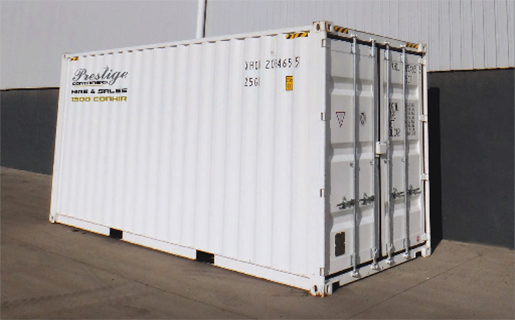 CONTAINER HIRE & SALES