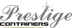 prestige containers logo