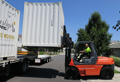 Storage Services Melbourne