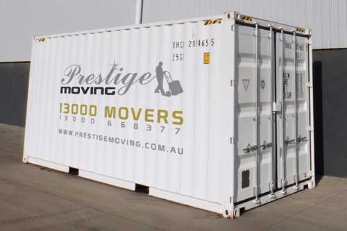 Large Self Storage Unit Melbourne