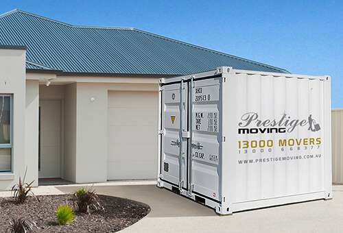 Medium Self Storage Unit Melbourne