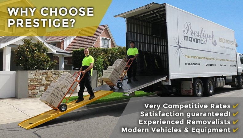 Prestige Moving - Expert Melbourne Removals